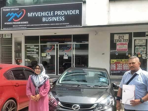 tentang myvehicle provider business sewa beli kereta